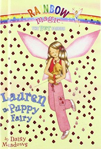 Lauren the Puppy Fairy (Rainbow Magic): Meadows, Daisy