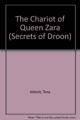 9781439587027: The Chariot of Queen Zara (Secrets of Droon)