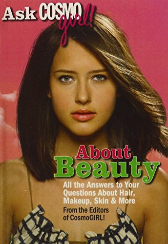 Ask Cosmogirl! About Beauty: Cosmogirl