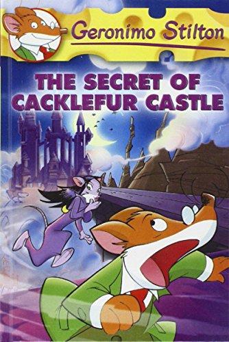 9781439587454: The Secret of Cacklefur Castle (Geronimo Stilton)
