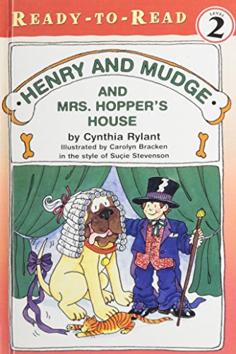 9781439588192: Henry and Mudge and Mrs. Hopper's House (Ready-to-Read, Level 2)