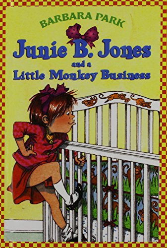 9781439588376: Junie B. Jones and a Little Monkey Business