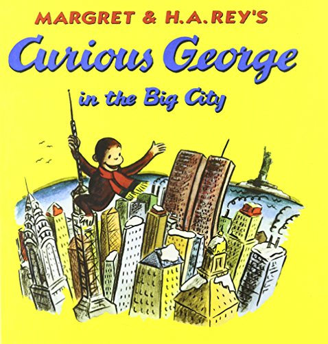 9781439589106: Curious George in the Big City