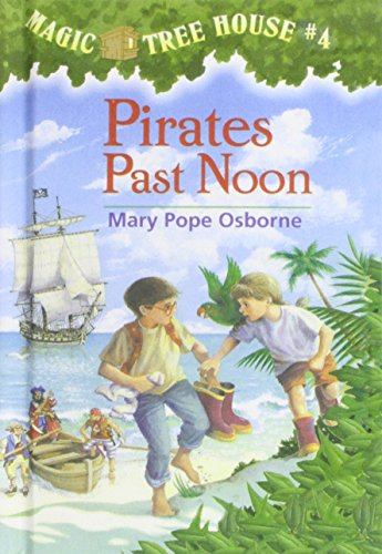 9781439589243: Pirates Past Noon (Magic Tree House)