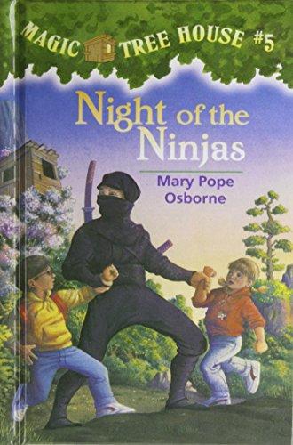 9781439589250: Night of the Ninjas (Magic Tree House)