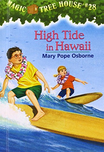High Tide in Hawaii (Magic Tree House): Osborne, Mary Pope