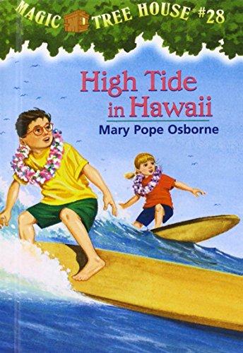9781439589489: High Tide in Hawaii (Magic Tree House)
