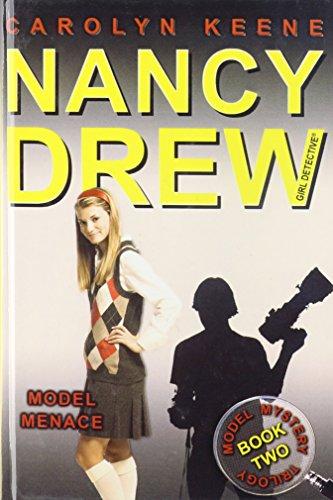 Model Menace: Book Two in the Model Mystery Trilogy: Keene, Carolyn