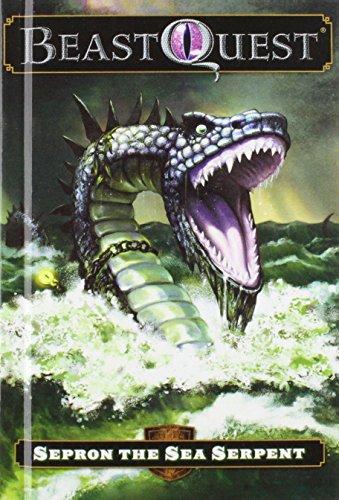 9781439593868: Sepron the Sea Serpent (Beast Quest)