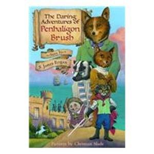 9781439594216: The Daring Adventures of Penhaligon Brush