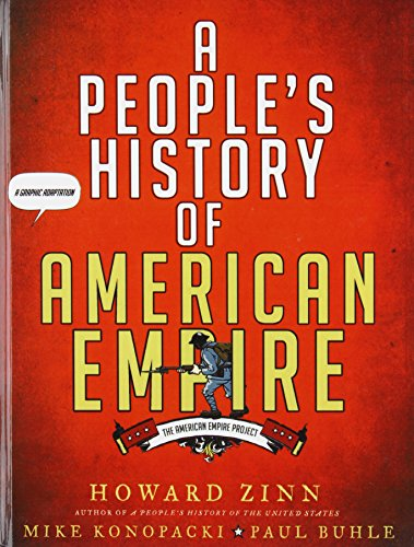 9781439598696: A People's History of American Empire
