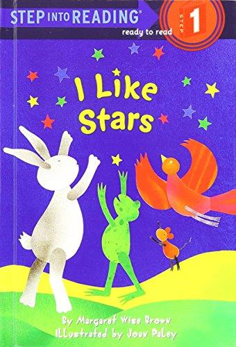 9781439598849: I Like Stars (Step Into Reading)
