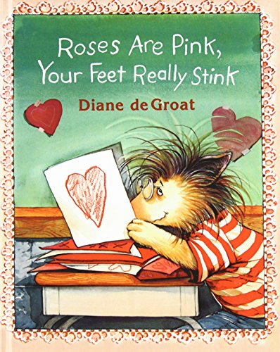 9781439599129: Roses Are Pink, Your Feet Really Stink