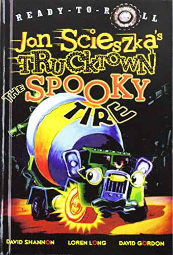 The Spooky Tire (Ready-to-Read. Level 1): Jon Scieszka