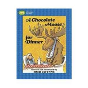 9781439599488: A Chocolate Moose for Dinner (Stories to Go!)