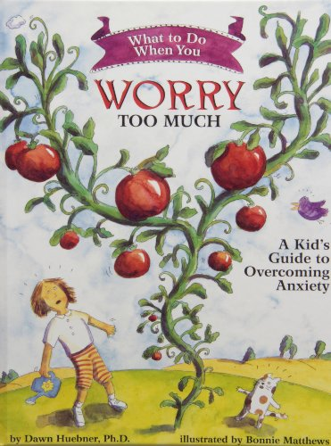 What to Do When You Worry Too Much: A Kid's Guide to Overcoming Anxiety 9781439599945 Guides children and parents through the cognitive-behavioral techniques most often used in the treatment of anxiety. This interactive se
