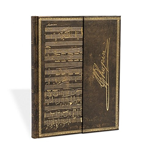9781439710203: Chopin, Polonaise in A-flat Major Ultra Lined Journal (Embellished Manuscripts)