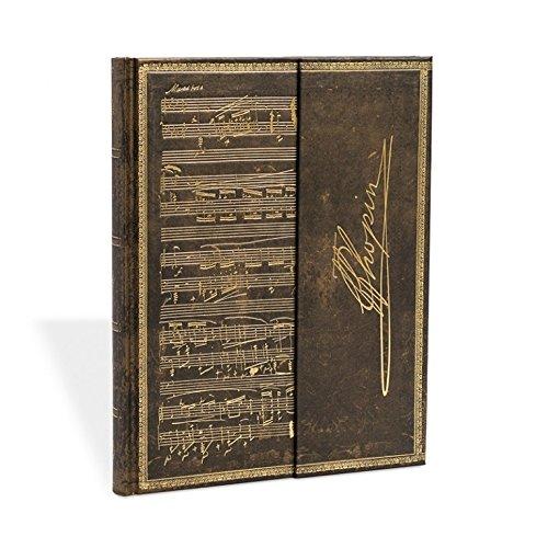 9781439710203: Paperblanks Les Manuscrits EstampésPB1020-3 Carnet de note Ligné Ultra Multicolore
