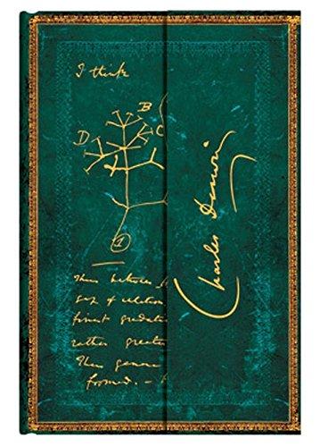 9781439712733: Darwin Tree of Life Mini Wrap Journal