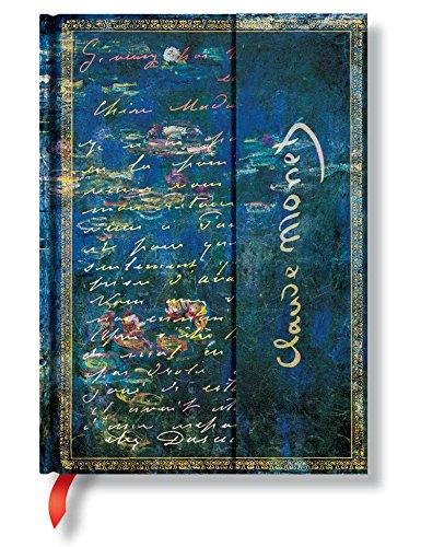 9781439712740: Monet Water Lilies Lettertomorisotmidiun (Embellished Manuscripts)