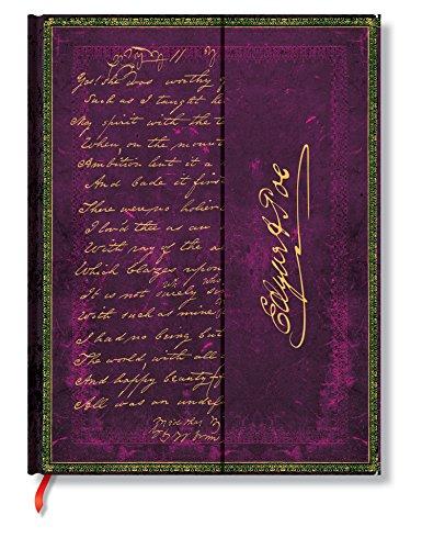 9781439714027: Poe, Tamerlane Ultra Lined Journal (Embellished Manuscripts)