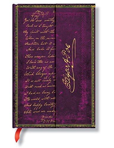 9781439714034: Paperblanks Poe Tamberlane Lined Mini Journal