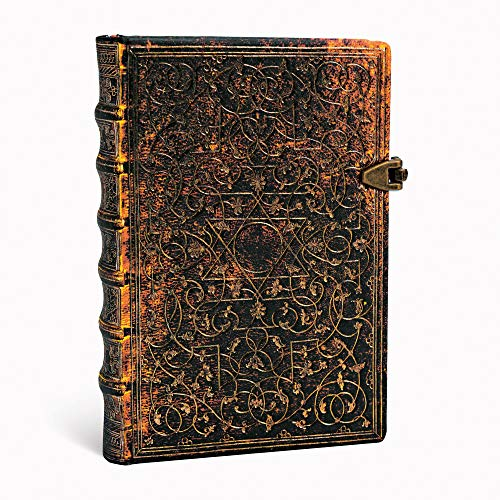 Grolier Ornamentali Mini Lined Journal (Paperblanks)