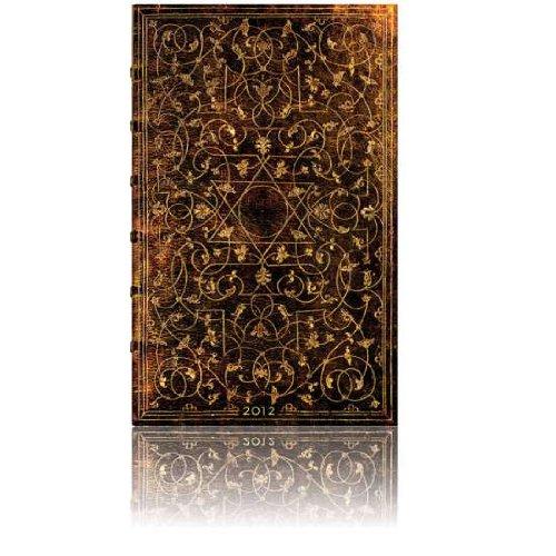 9781439718360: 2012 Grolier Maxi Diary (Paperblanks Diary)