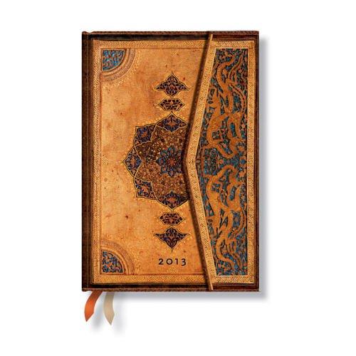 9781439720073: 2013 Safavid Mini Diary (Paperblanks Diaries)