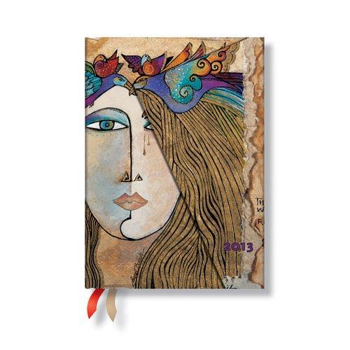 9781439720882: Agenda 2013. Alma y lágrimas. Midi. (Por Semanas) (Paperblanks Diaries)