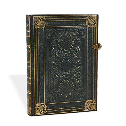 9781439722084: Paperblanks Nocturnelle Midi Carnet de note Ligné