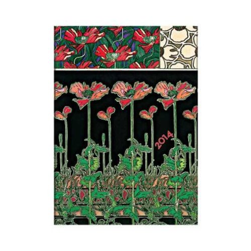9781439723487: Papaver 2014 Diary Micro (Day-at-a-Time)