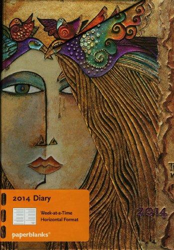 Soul & Tears - Paperblanks 2014 Weekly