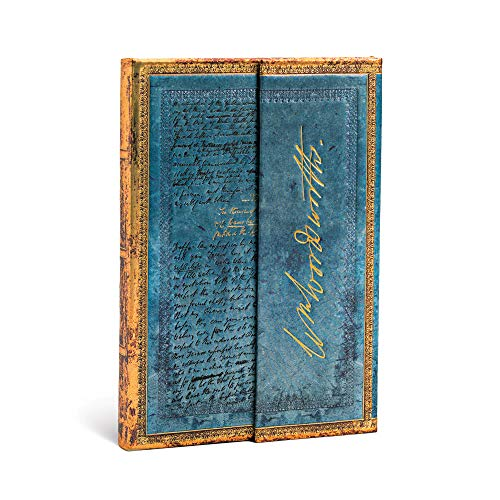 """9781439725719: Wordsworth, Letter Quoting """"daffodils"""" Midi Lined Journal (Embellished Manuscripts)"""