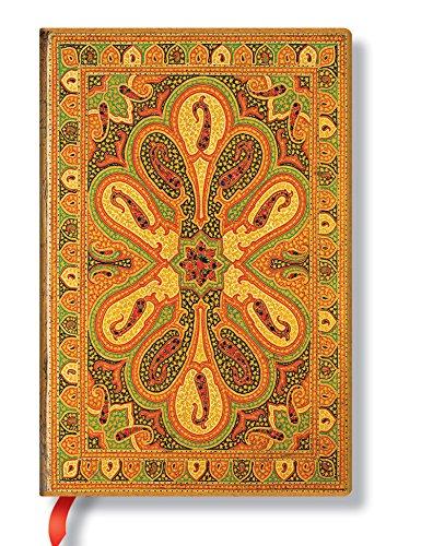 Amber Mini Lined Journal (Bukkhara): Hartley and Marks