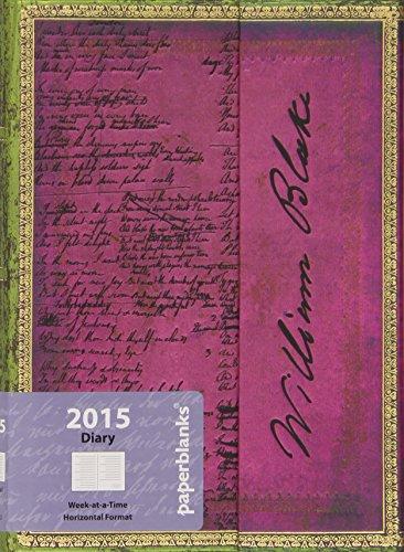 9781439727270: Blake Poems (2015 Diaries)
