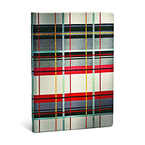 9781439731758: Kensington Midi Lined Notebook (Mad for Plaid)