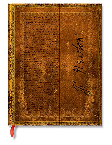 9781439732427: Newton, Gravity Ultra Unlined Journal (Embellished Manuscripts)