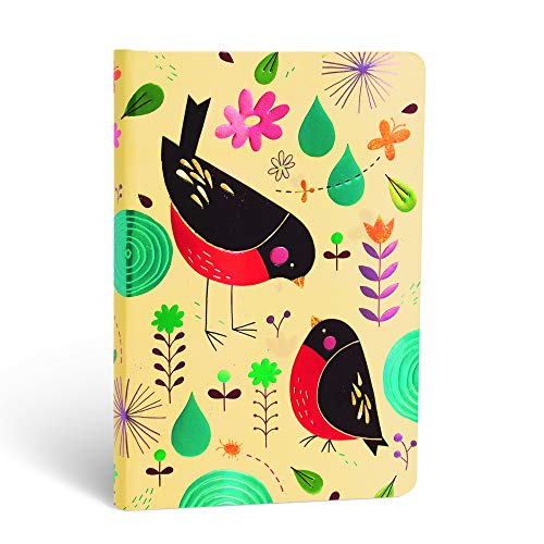 Mother Robin Journal: Lined Mini (Tracy Walker?s: Hartley & Marks