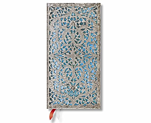 2018 Maya Blue Slim HOR Diary (2018: 2018 Diaries