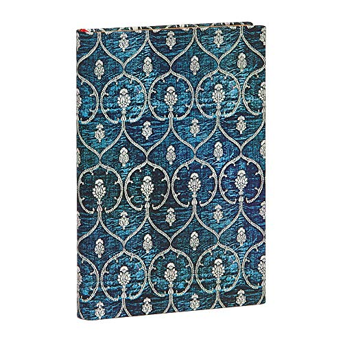 Paperblanks Blue Velvet Mini Unlined