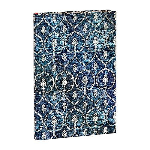 9781439763872: Paperblanks Blue Velvet Mini Unlined