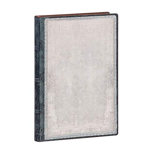 9781439764718: Paperblanks Flint Flexis Mini Unlined (Old Leather Collection)