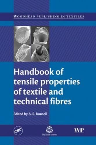 9781439801451: Handbook of Tensile Properties of Textile and Technical Fibres (Woodhead Publishing in Textiles)