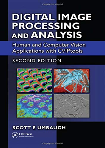 9781439802052: Digital Image Processing and Analysis: Human and Computer Vision Applications with CVIPtools, Second Edition