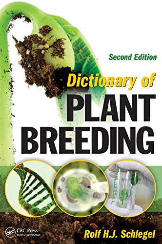9781439802427: Dictionary of Plant Breeding, Second Edition
