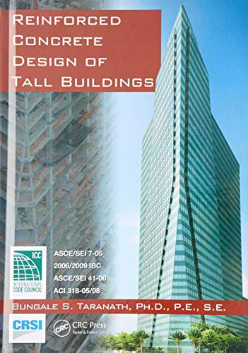 9781439804803: Reinforced Concrete Design of Tall Buildings