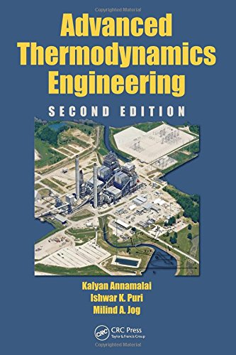 9781439805725: Advanced Thermodynamics Engineering, Second Edition
