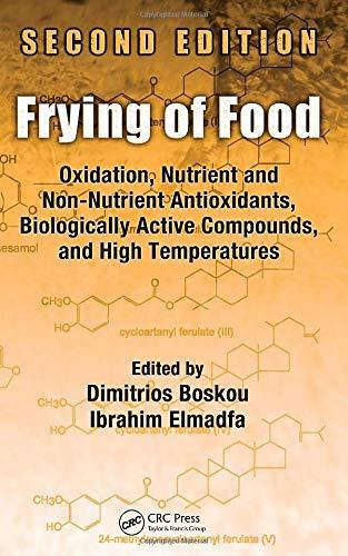 Frying of Food: Boskou, Dimitrios (EDT)/ Elmadfa, Ibrahim (EDT)