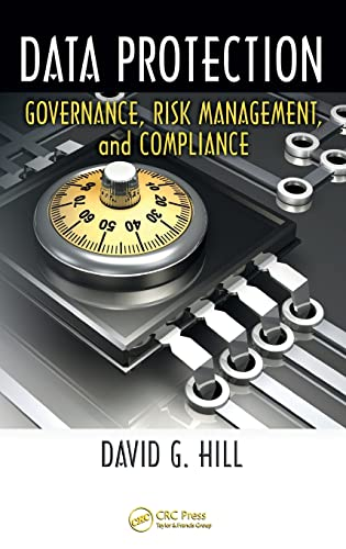 9781439806920: Data Protection: Governance, Risk Management, and Compliance